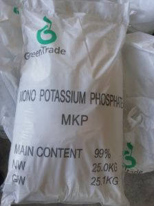 MKP Factory Hot Sale 99%Min Monopotassium Phosphate pictures & photos