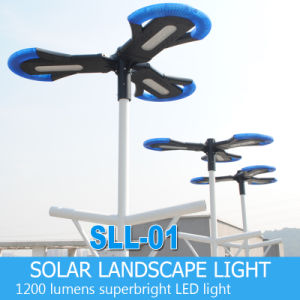 Higt Quality All in One Solar LED Light Landscape Light pictures & photos