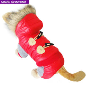 Fleece Dog Hoodies Coat Pet Product