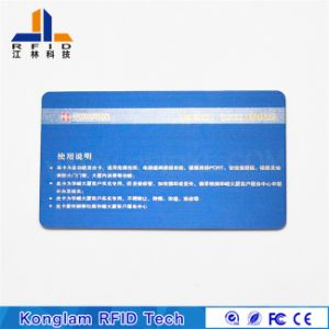 Smart PVC Waterproof Card Used in Attendance Systems pictures & photos