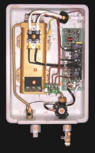 Electric Water Heater (EWH-GL6) pictures & photos