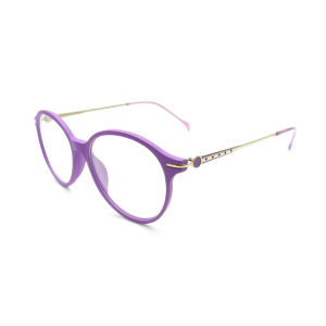 Factory Outlets Ti3005 Avant Garde Memory Ability Women Optical Frame Metal pictures & photos