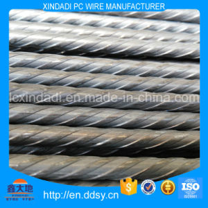 High Tensile Steel for Prestress Concrete (Spiral Ribs Steel Wire)