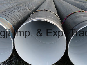 Epoxy Resin Coating Steel Pipe pictures & photos
