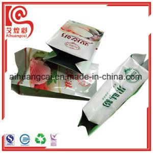 Custom Logo Aluminum Foil Plastic Bag for Ice Cream Packaging pictures & photos