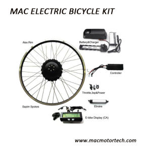 Mac 320rpm / 500rpm Ebike High Power Motor pictures & photos