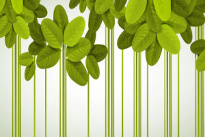 Cheap Prices Sales Green Leaves Pattern Design for Home Decoration Painting pictures & photos