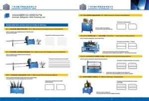 Wire Mesh Panel Production Line Equipment pictures & photos