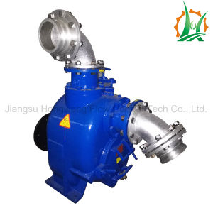 Manufacturer of China Self-Priming Diesel Trailer Sewage Water Pump pictures & photos