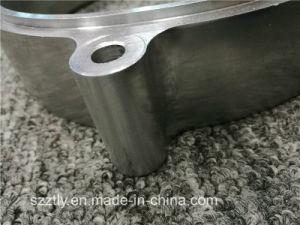 Customized Polished Anodised Aluminium Round Tube by Machining pictures & photos