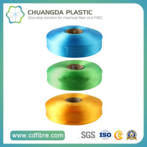 600d Textile China Polypropylene Yarns Used for PP Webbing pictures & photos