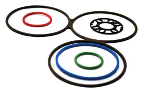 All Kinds Colours Rubber O-Rings Products for Auto pictures & photos