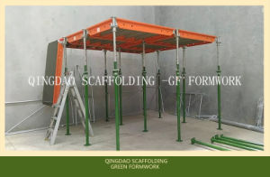Green Formwork Aluminium Slab Formwork for Flatslab or Beamless Structure pictures & photos