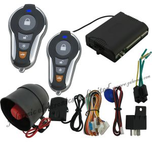 Hot Sales Remote Controller with Car Alarm in American Market
