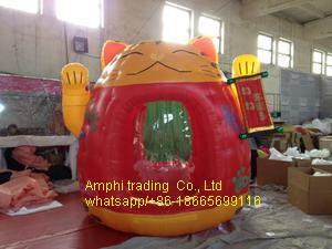 Lovely Inflatable Money Machine for Sale pictures & photos