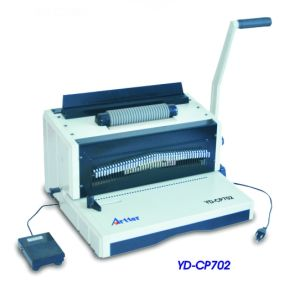 Spiral Ring Binding Machine (YD-CP702) pictures & photos
