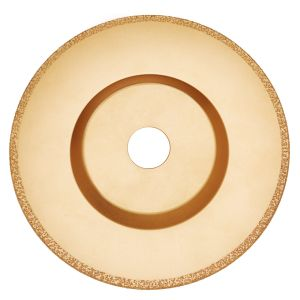 Metal Grinding Disc Vacuum Brazing Grinding Wheel pictures & photos
