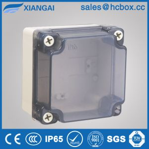 Waterproof Junction Box Cabinet Connection Adaptor Box IP65 Box 100*100*70mm pictures & photos