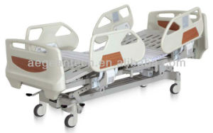 AG-By004 Approved Hospital Patient Room Equipment Electric Clinic Bed pictures & photos