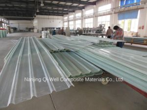 FRP Panel Corrugated Fiberglass/Fiber Glass Roofing Panels 171010 pictures & photos