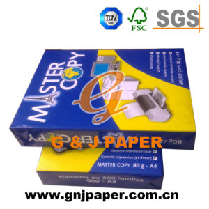 Superior Quality Master Brand A4 80GSM Printing Paper for Sale pictures & photos