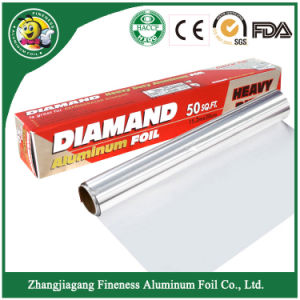 Aluminum Foil Roll for Food Wrapping pictures & photos