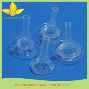 Disposable Adhesive Silicone Male Catheter pictures & photos