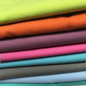 Cotton Spandex Carbon Grinding Fabric