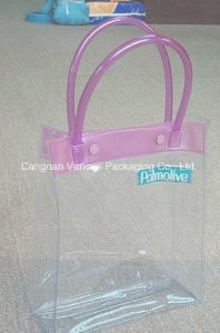 Candy Snaks Packing PVC Bag pictures & photos
