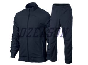 China Manufacturer OEM 100% Polyester Quick Dry Jogging Track Suit (TJ015) pictures & photos