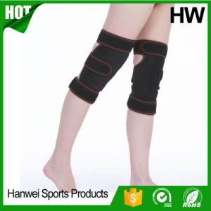 Wholesale Open Patella Neoprene Knee Guard (HW-KS019) pictures & photos