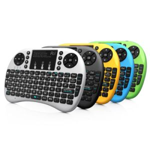 Mini I8 + 2.4G Wireless Keyboard, Computer Keyboard pictures & photos