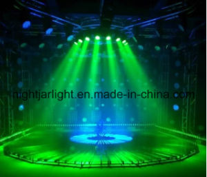Nj-L36A RGBW 4in1 36*10W LED Moving Head Wash Light pictures & photos