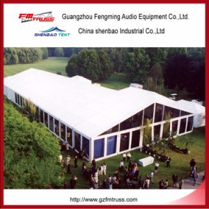 15X30m Banquet Tent for 350 People Outdoor Party Wedding pictures & photos