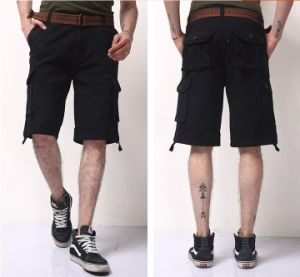 Men′s Fashion Shorts in Casual Short Cotton Pants pictures & photos