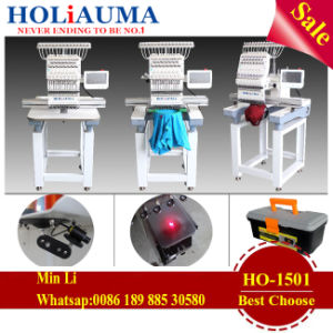 Similar Brother Commercial Computer Embroidery Machine Price for Single Head 15 Needles colorful pictures & photos