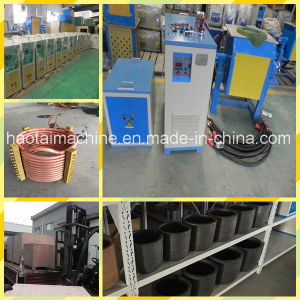 Good Quality Portable Small Induction Melting Furnace for Sale Made in China pictures & photos