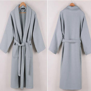 Promotional Bathrobe & Pajamas Nightwear for Hotel (DPF10134) pictures & photos