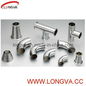 Stainless Steel Sanitary Elbow pictures & photos