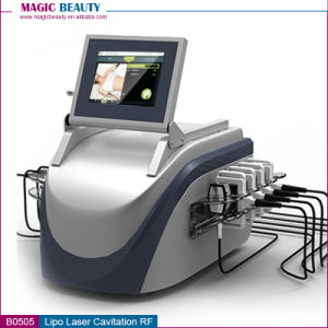 Multifunction Lipo Laser Radio Frequency Ultrasonic Cavitation Machine for Sale pictures & photos