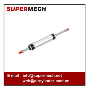 Mald Double Rod Double Acting Mini Pneumatic Cylinder pictures & photos