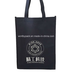 Custom Logo Non Woven Handle Packaging Bag for Advertising and Promotion pictures & photos