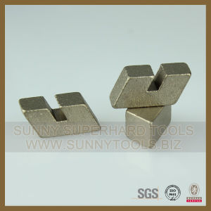 Single/Multi Diamond Granite Stone Cutting Segment pictures & photos
