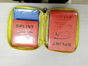 Ce Approved High Quality Emergency Splint for Rescue Plastic Splint First Aid First Aid Splint pictures & photos