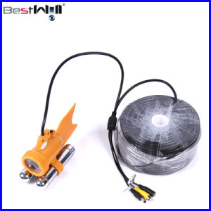 Color CCD Underwater Submarine Camera Cr006A with 20m to 300m Cable pictures & photos