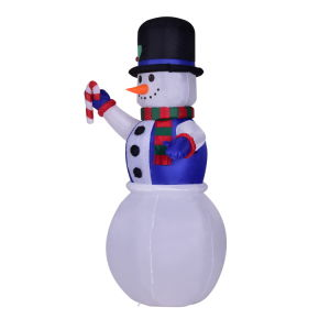 Outdoor Decoration Holiday Inflatable Snowman Christmas Products pictures & photos