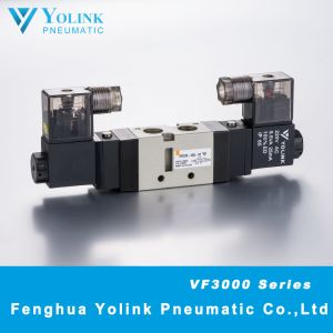 Vf3230 M Type Connector Pilot Operated Pneumatic Solenoid Valve pictures & photos