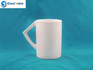 H Shape Promotional Coffee Mug with Custom Logo pictures & photos