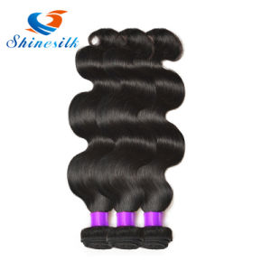 Manufacturers and Suppliers of Human Hair Weaves Peruvian Virgin Hair Body Wave pictures & photos