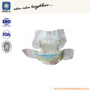 High Quality China Manufacturer Disposable Baby Nappy pictures & photos